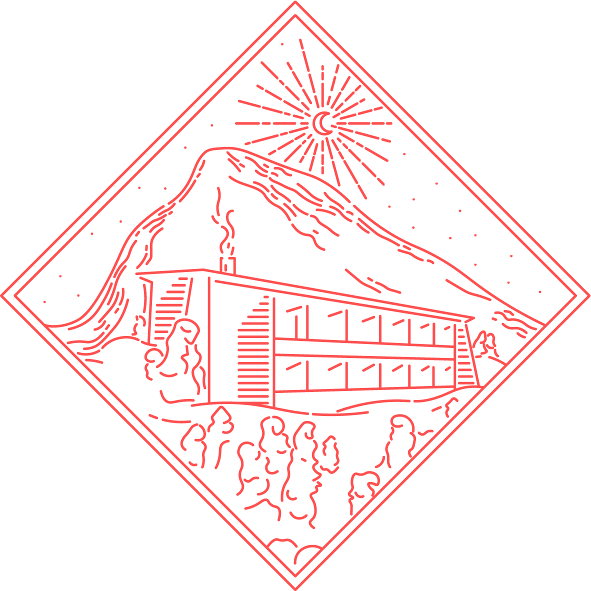 Ruka Peak icon